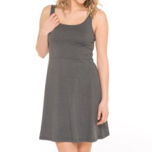 Lole Saffron Dress - UPF 50+, Sleeveless (For Women) in Black Mix - Closeouts