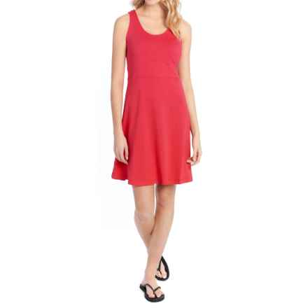 Lole Saffron Dress - UPF 50+, Sleeveless (For Women) in Tropical Rose - Closeouts