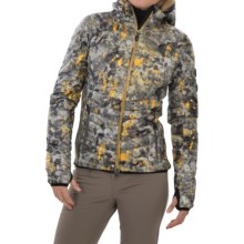 Lole Sage Down Jacket - 800 Fill Power (For Women) in Carbon City Light - Closeouts