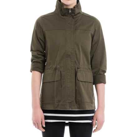 Lole Sahara Jacket (For Women) in Khaki - Closeouts