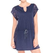 Lole Salsa Dress - Short Sleeve (For Women) in Amilfi Blue Gelato - Closeouts