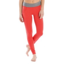 Lole Salutation Leggings (For Women) in Bittersweet - Closeouts