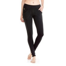 Lole Salutation Leggings (For Women) in Black - Closeouts