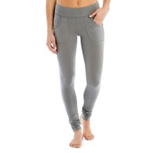 Lole Salutation Leggings (For Women) in Meteor - Closeouts