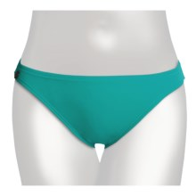 Lole Samana Bikini Swimsuit Bottoms - UPF 50+ (For Women) in Scuba - Closeouts