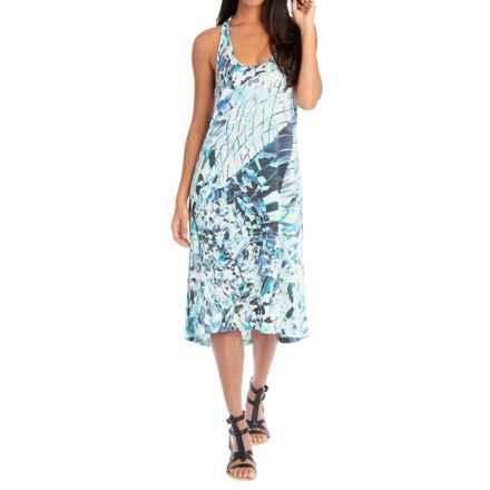 Lole Samia Dress - Racerback (For Women) in Aqua Splash Monarch - Closeouts