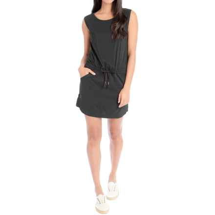 Lole Sarina Dress - Sleeveless (For Women) in Black - Closeouts