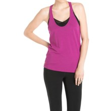 Lole Savasana Tank Top - Racerback (For Women) in Wild Aster - Closeouts