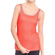 Lole Silhouette Up 2 Tank Top - UPF 50+ (For Women) in Mandarino Pie - Closeouts