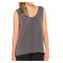 Lole Snapdragon Tank Top - Scoop Neck (For Women) in Oyster - Closeouts