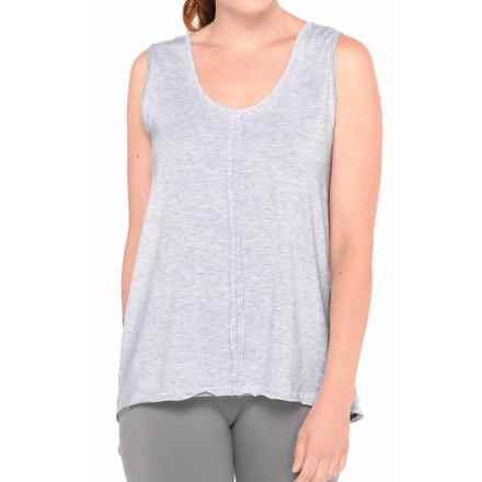 Lole Snapdragon Tank Top - Scoop Neck (For Women) in White - Closeouts
