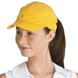 Lole Sporty Microfiber Cap (For Women) in Yellow