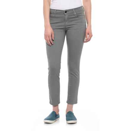Lole Stretch Skinny Ankle Jeans (For Women) in Antarctica - Closeouts