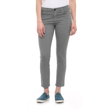 Lole Stretch Skinny Ankle Jeans (For Women) in Antarctica