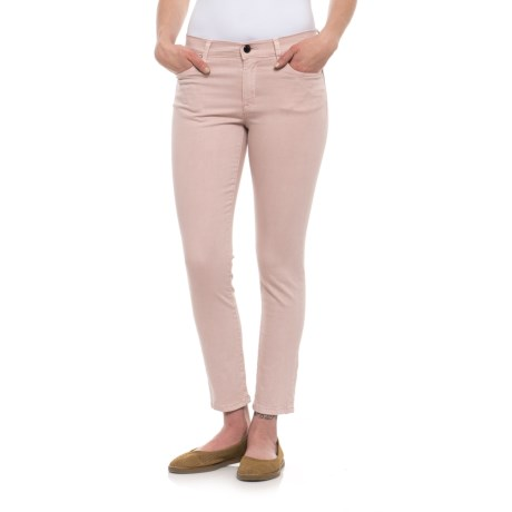 Lole Stretch Skinny Ankle Jeans (For Women) in Orchid