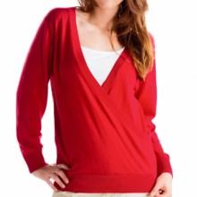Lole Swing Sweater (For Women) in Pomegranate - Closeouts