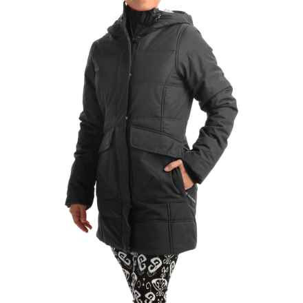 Lole Telluride Jacket - Waterproof, Insulated (For Women) in Black - Closeouts