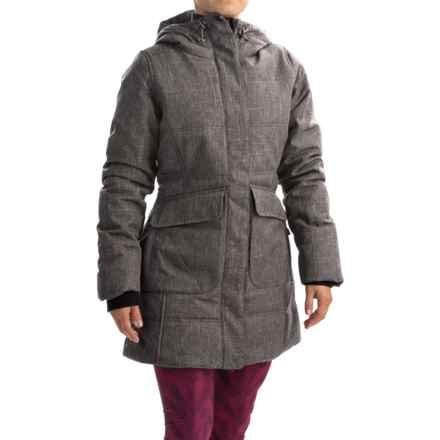 Lole Telluride Jacket - Waterproof, Insulated (For Women) in Dark Charcoal Alternative - Closeouts
