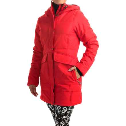 Lole Telluride Jacket - Waterproof, Insulated (For Women) in Salsa - Closeouts