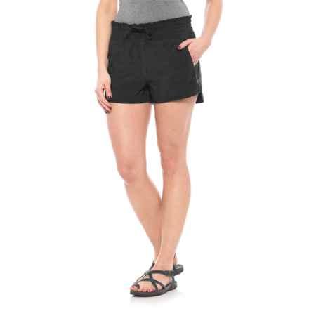 Lole Tessa Shorts - UPF 50+ (For Women) in Black - Closeouts