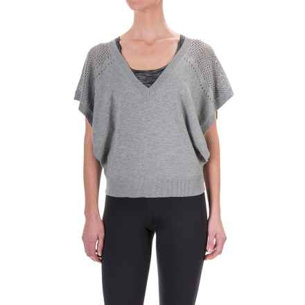 Lole Tonya Sweater (For Women) in Meteor Heather - Closeouts