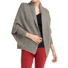 Lole Tora Dolman-Sleeve Cardigan Sweater (For Women) in Dark Charcoal - Closeouts