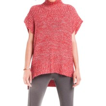 Lole Tosia Tunic Sweater - Sleeveless (For Women) in Carnelian - Closeouts