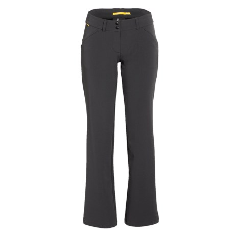Lole Travel Pants - UPF 50+, Nano Carbon Fabric (For Women) in Moonlight