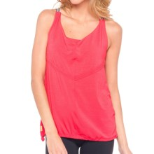 Lole Vervain Tank Top - Cowl Neck (For Women) in Campari - Closeouts