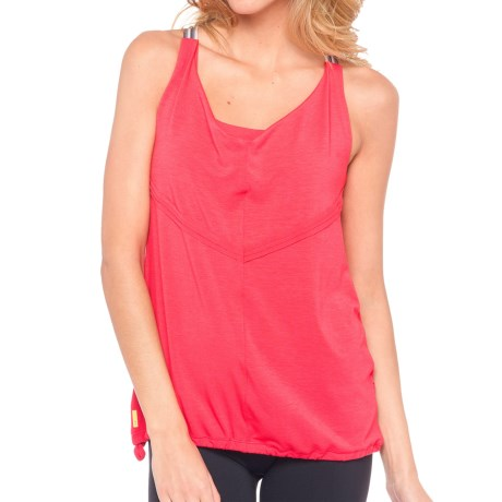 Lole Vervain Tank Top Cowl Neck (For Women)