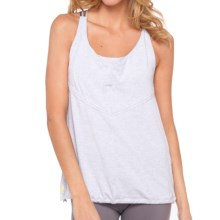 Lole Vervain Tank Top - Cowl Neck (For Women) in White - Closeouts