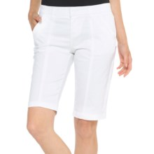 Lole Vicky Walk Shorts - UPF 50+ (For Women) in White - Closeouts