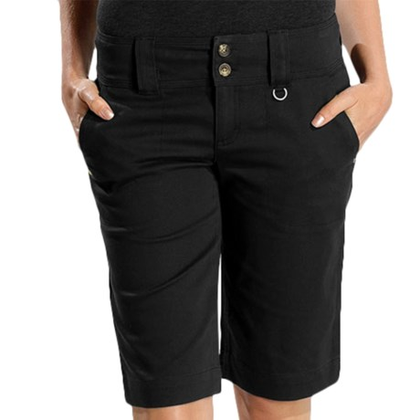 Lole Walk 2 Shorts - UPF 50+, Stretch (For Women) in Black