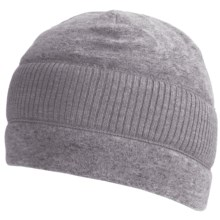 Lole Warm Beanie Hat (For Women) in Light Grey Heather - Closeouts