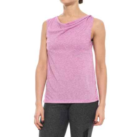 Lole Yul Tank Top (For Women) in Spring Crocus Heather - Closeouts