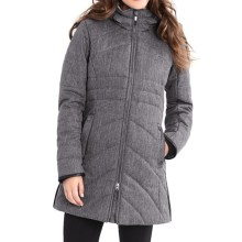 Lole Zoa Thermaglow Winter Jacket - Waterproof, Insulated (For Women) in Dark Charcoal Alternative - Closeouts