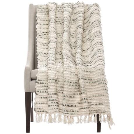 Image of Loloi Abby Throw Blanket - 50x60?
