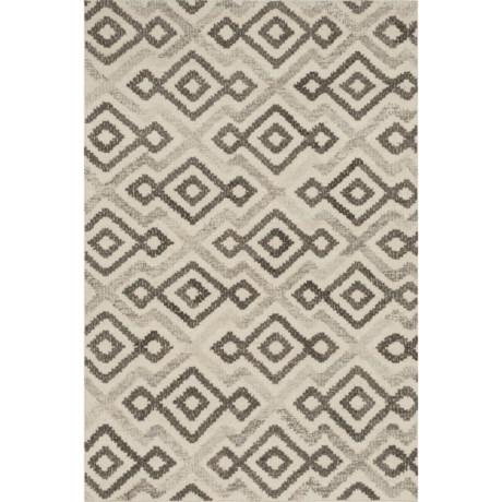 Loloi Akina Flat Weave Handwoven Wool Area Rug 5x76
