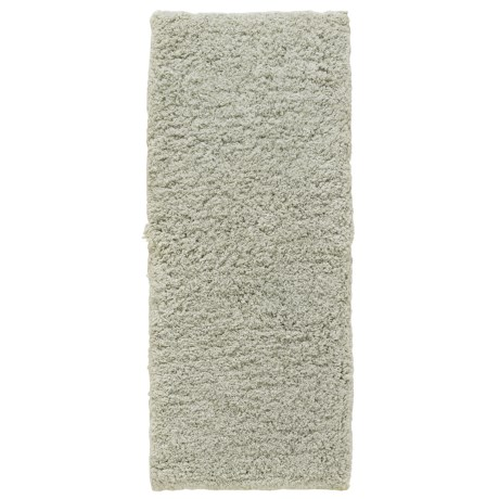 "Loloi Brunswick Collection Bath Rug - 22x60"" in Mint"