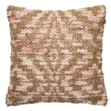 "Loloi Dhurri Decor Pillow - 18x18"""