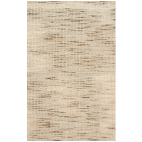 "Loloi Fushion Collection Natural Area Rug - 5'x7'6"" in Natural"