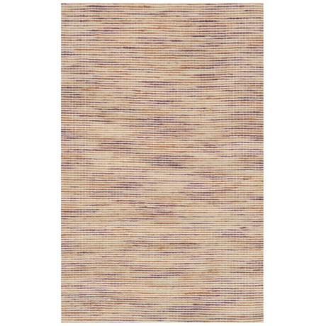 """Loloi Fushion Collection Spice Area Rug - 5'x7'6"""" in Spice"""