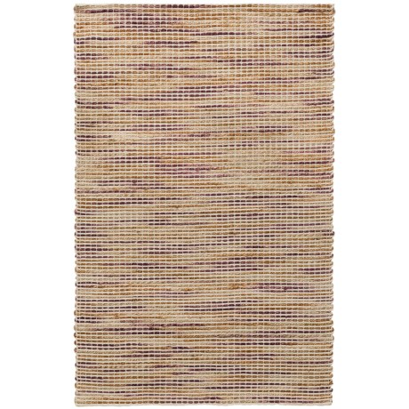 """Loloi Fushion Collection Spice Scatter Accent Rug - 3'6""""x5'6"""" in Spice"""