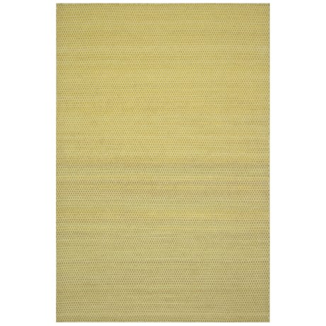 "Loloi Harper Collection Citron Area Rug - 5'x7'6"", Wool in Citron"