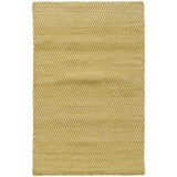 """Loloi Harper Collection Citron Scatter Accent Rug - 2'3""""x3'9"""", Wool"""