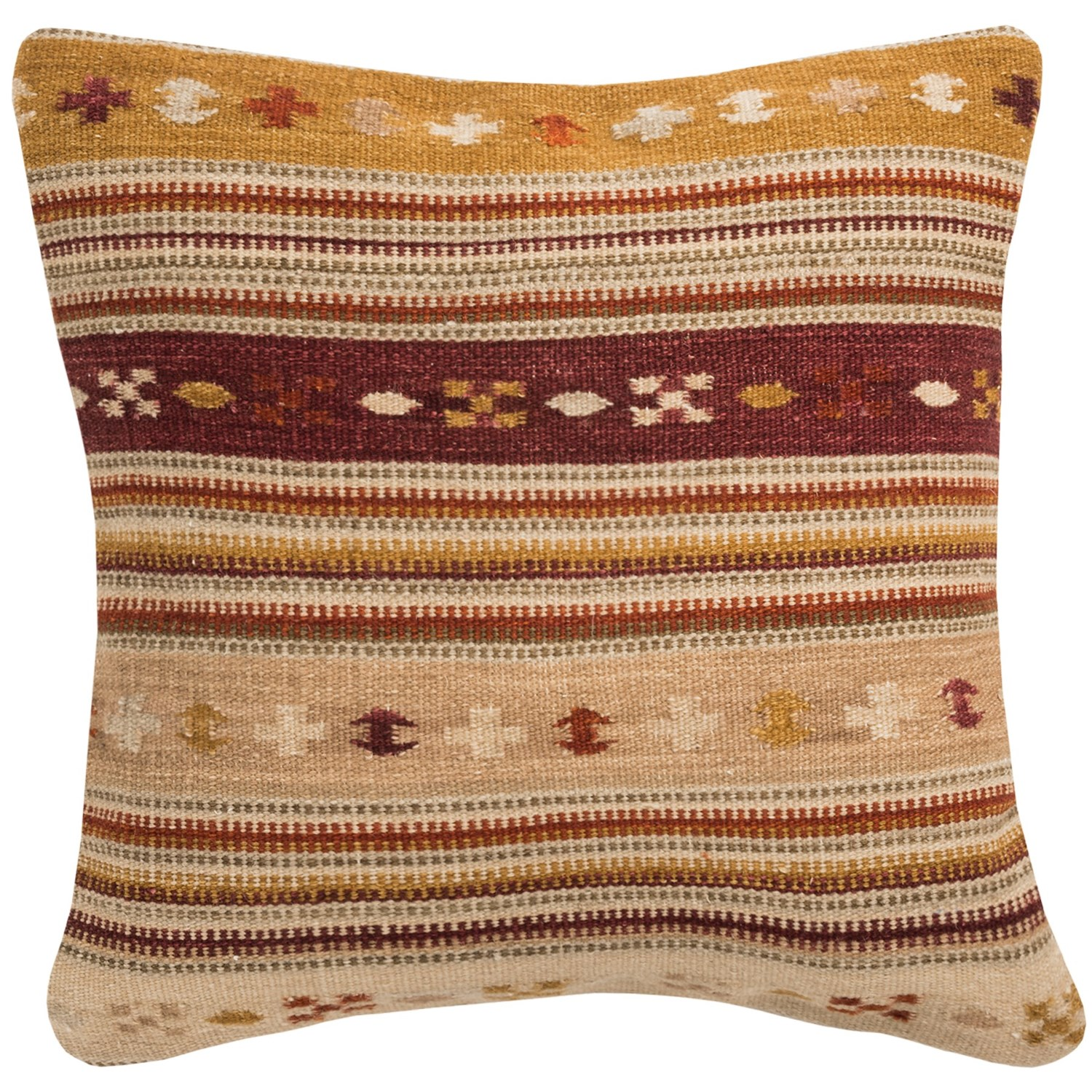 Nicole Miller Home Decorative Pillows : Nicole Miller Home Decorative Pillow Made In India Billingsblessingbags.org
