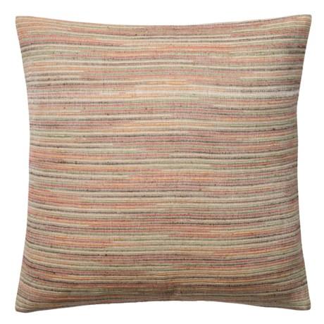 """Loloi Stripe Decor Pillow - 22x22"""" in Multi"""