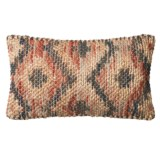 """Loloi Woven Decor Pillow - 13x21"""""""