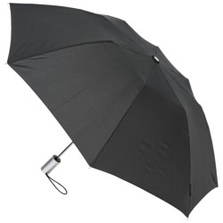 "London Fog Auto-Open Umbrella - 42"" in Black"