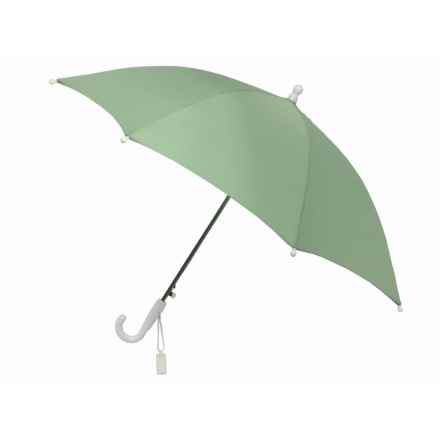 London Fog Auto Stick Umbrella (For Kids) in Light Slate Gray - Closeouts